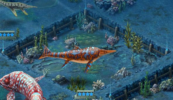 jurassic park builder pliosaurus