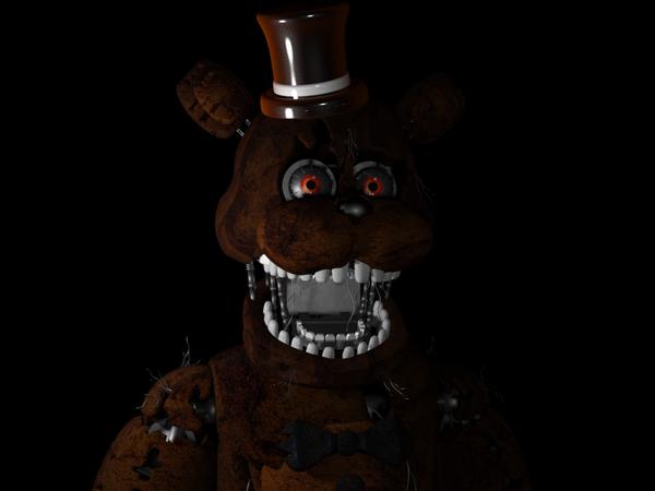 Torture Freddy The Return To Freddy S Wikia Fandom