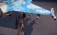 Rebellion CS7 Thunderhawk Wing