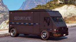 JC3 Stadt ST8530 Securitate Black