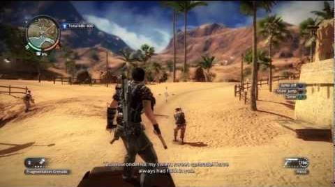 Just Cause 2 - Faction Mission - Can I Get A Witness