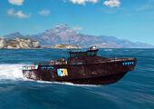 JC3 CS Powerrun 77 boat