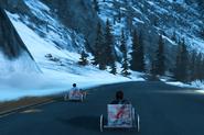 Racing Mario