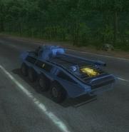Ballard M5B1 Scout (police)
