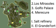 Settlements in Aguilar