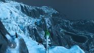 JC3 Pentagram obelisk in the mountains