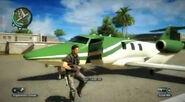 Cassius 192 military airport