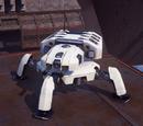 Suppression drone