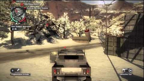 Just Cause 2 - Agency Mission - Mountain Rescue