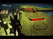 Imperator Bavarium Tank Yellow Light