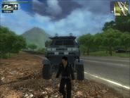 Military Meister LAV 4 Front
