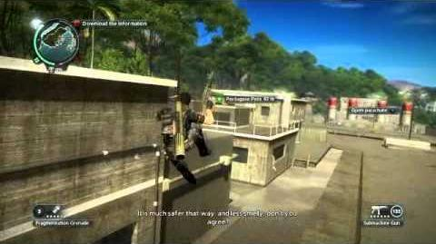 Just Cause 2 Faction Missions Ular Boys Be Quick or He be Dead