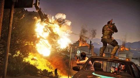 Just Cause 3 Gameplay Demo E3 2015