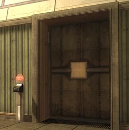 Radar-door