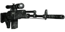 Sniper Rifle (JC2 Black Market)