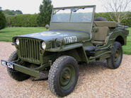Jeep Willys, model Hotchkiss , year 1960,