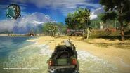 Pekan Buah Melambak (before the release of Just Cause 2)