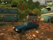 Scando 700 Sedan Dark Blue
