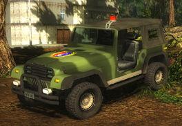 JC2 Wilforce Trek II GreenLivery