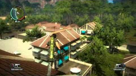 Just Cause 2- settlement completion- Pekan Kesuma