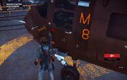 Medici Military CS Comet Cockpit