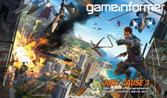 Just Cause 3 promotional artwork 2
