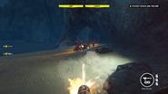 Abandon Ship (attacking cars)