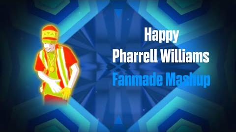 Happy Pharrell Williams [ Just Dance Now] - YouTube |Happy Pharrell Williams Just Dance