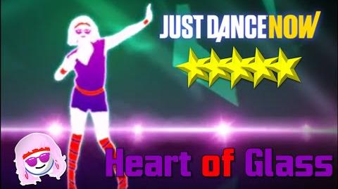 Just Dance Now Heart of Glass ★★★★★