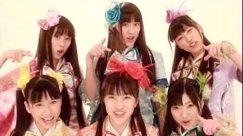 行くぜっ!怪盗少女/ももいろクローバー(IKUZE! KAITOU SYOUJO/MOMOIRO CLOVER)