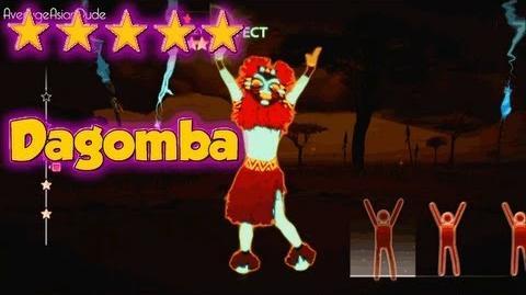 Just Dance 4 - Dagomba - 5* Stars
