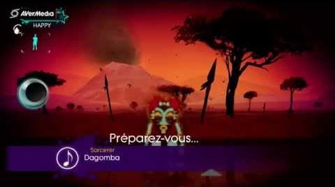 Just Dance Best of Dagomba, Sorcerer (Solo) 5*