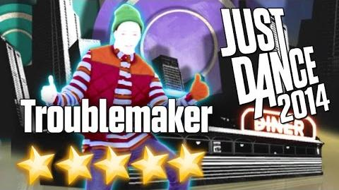 Just Dance 2014 - Troublemaker - 5 stars