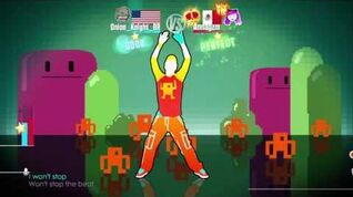 Move Your Feet (World Video Challenge Mode) - Junior Senior - Just Dance Unlimited