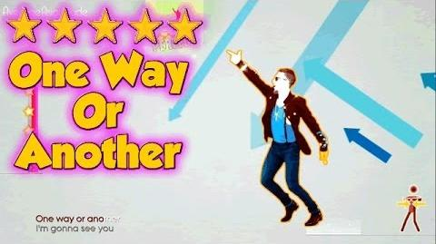 One Way Dance Just Dance 2014 One Way or