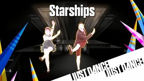 Just Dance Unlimited - Starships Charleston