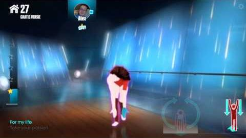 Just dance now Flashdance what a feeling 5 stars