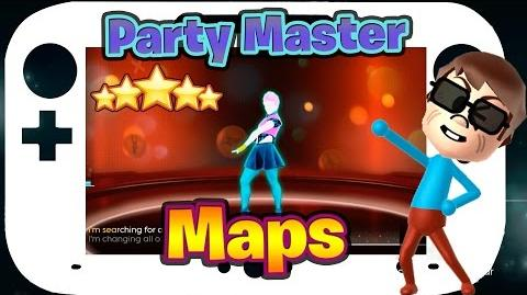 Just Dance 2015 Maps Party Master 5* Stars