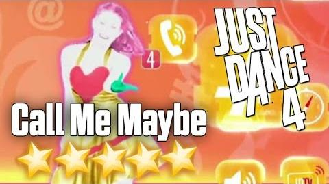 Just Dance 4 - Call Me Maybe - 13333-0
