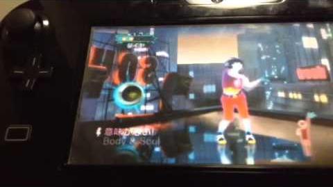 JUST DANCE Wii 2 SPEED 「Body&Soul」