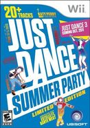 Just Dance Summer Party Cover