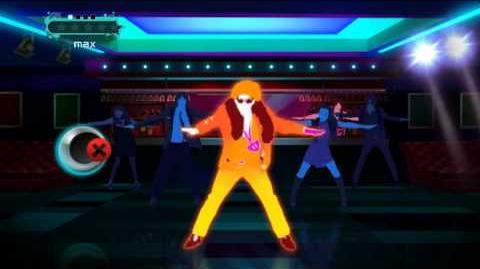 """(ジャストダンス2) JUST DANCE WII 2 DJ OZMA """"AGE AGE EVERY NIGHT"""""""