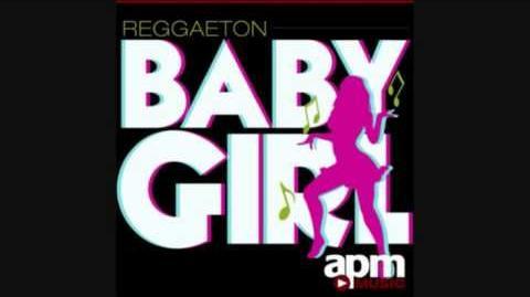 "Just Dance 2 ""Baby Girl"" by Reggaeton"