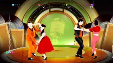 -Just Dance 4- Jailhouse Rock - Elvis Presley