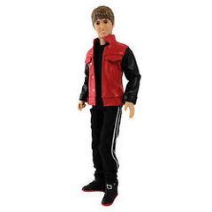 Never Say Never doll