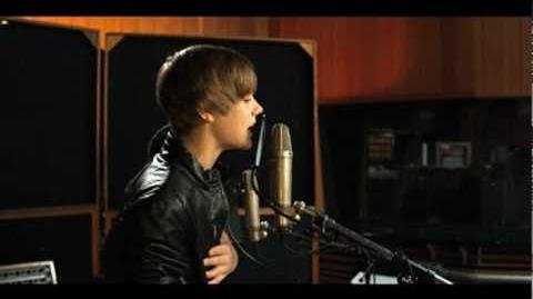 Justin Bieber - Never Say Never feat