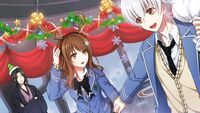 Gakuen K Illustration, Silver Club Ending