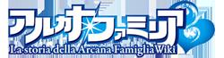 File:Arcania Famiglia Wiki-wordmark.png