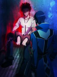 Mikoto and Reisi