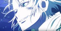 Nagare's left eye